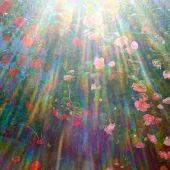 Palo Alto, California: Camelias - Landscape Photography