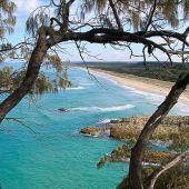 Stradbroke Island, Queensland Australia: Beach - Landscape Photography