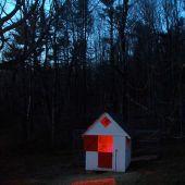Dorset, Vermont: Hen house - Landscape Photography