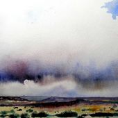 Storm, the Jemez Mountains, Northern New Mexico